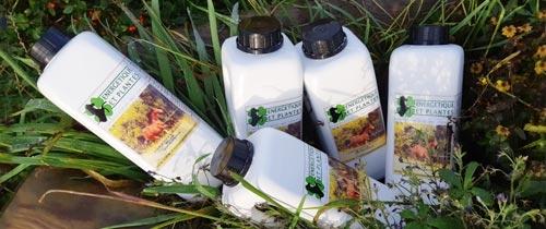 Promo Vermifuge liquide naturel pour chevaux